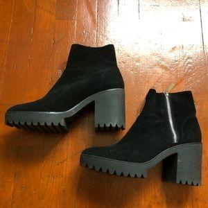 'Zara' Platform Bootie